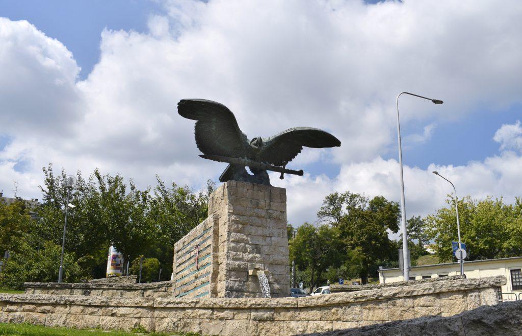 Fate of Controversial Turul Statue Near Arrow-Cross Killings Still in Limbo post's picture