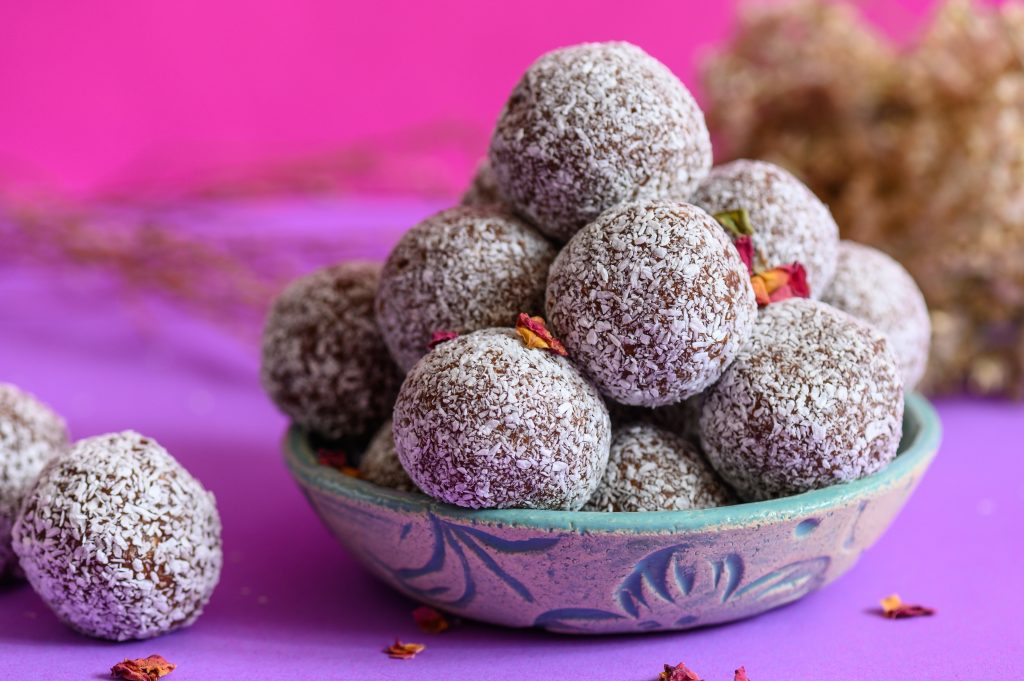 Small, Round, and Filled with Aphrodisiacs: The Perfect Valentine's Day Coconut Ball – With Recipe! post's picture