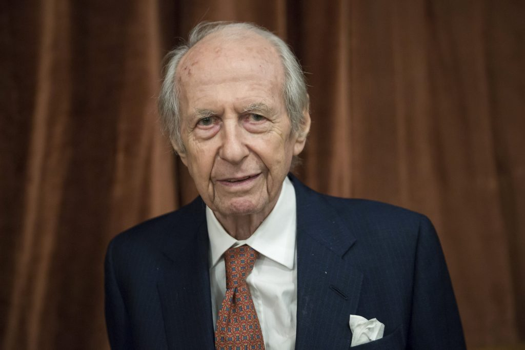 Friends of Hungary Founder Baron William de Gelsey Passes Away At 100 post's picture