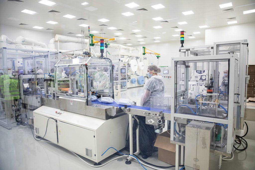Govt Grants Support Health-Care Supply Production Capacity post's picture