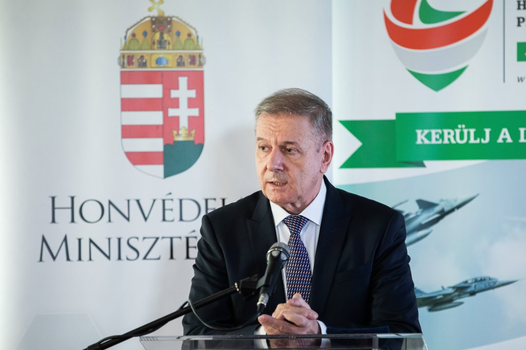 Defence Minister: Hungary Defence Spending to Reach EUR 2.9 Billion in 2022 post's picture