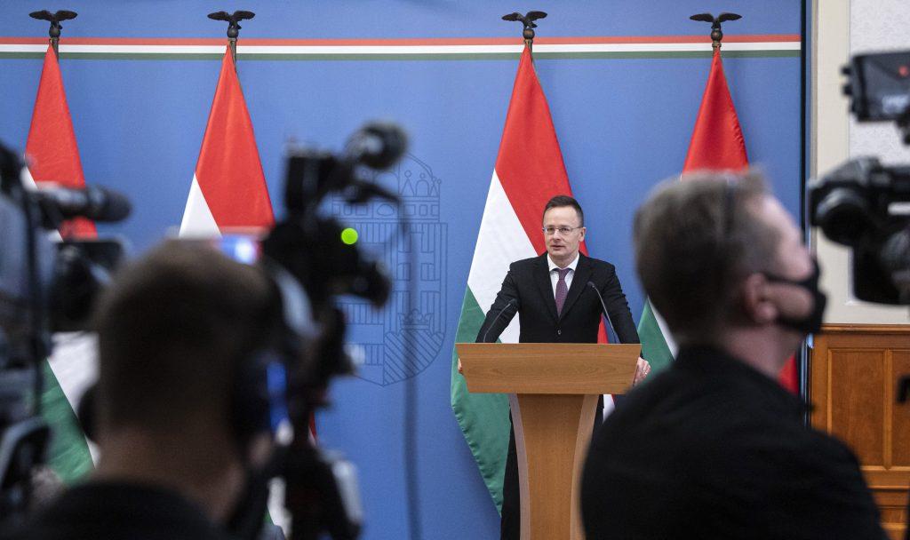 FM Szijjártó: Hungary Civilian Intelligence to Be Strongest in Region post's picture