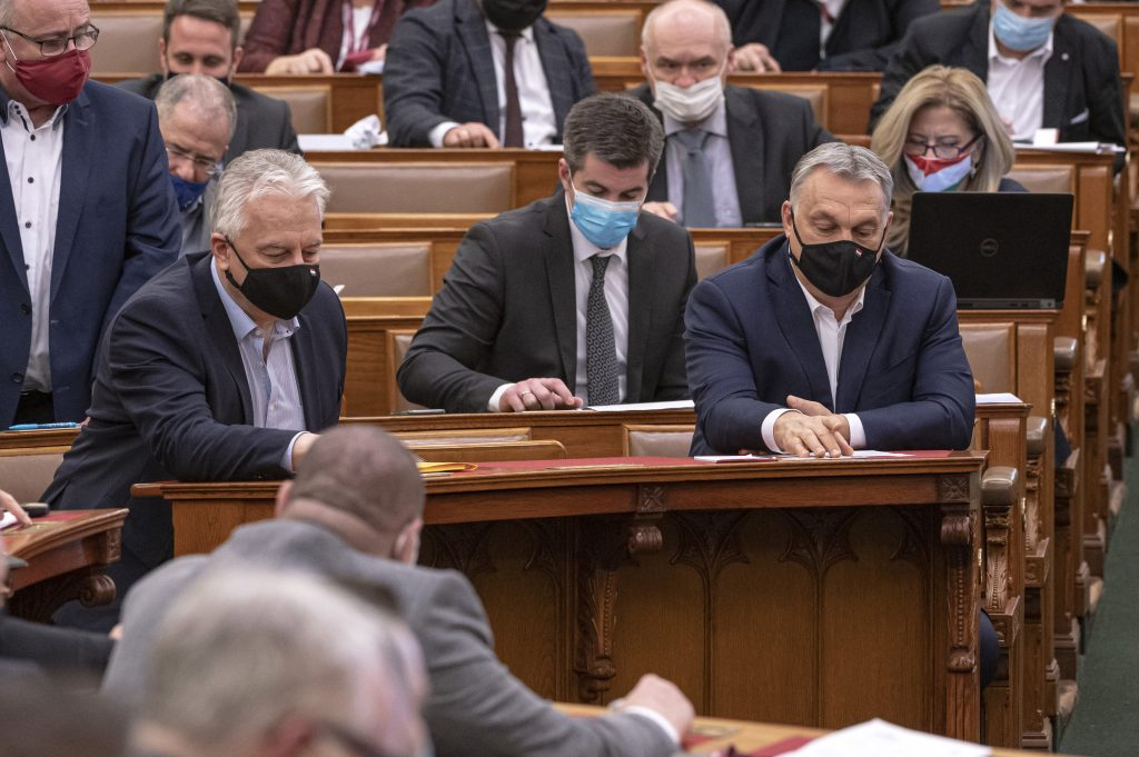 Bill Extending Special Legal Order in Hungary Ignites Debate in Parliament post's picture