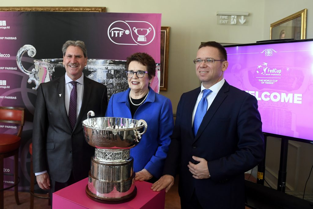 Billie Jean King Cup Finals Rescheduled again in Budapest post's picture
