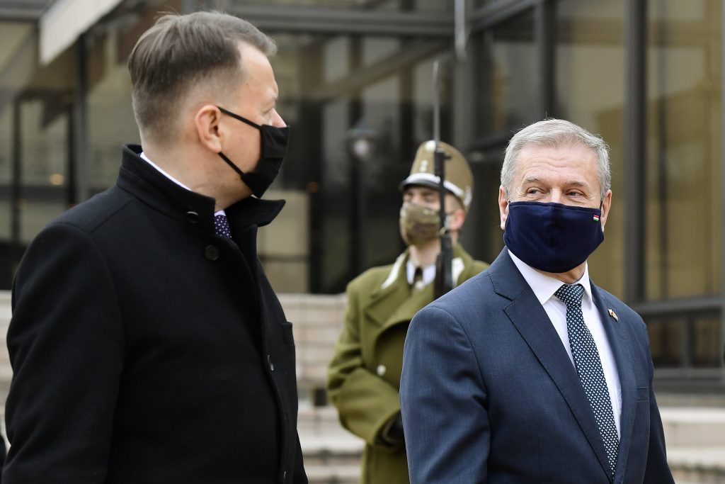 Hungary and Poland Sign Military Cooperation Agreement post's picture