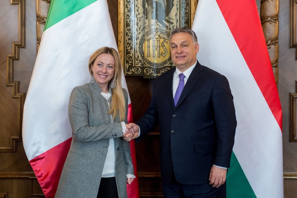 Orbán Reaffirms Willingness to Cooperate with Italy's Opposition Brothers of Italy post's picture