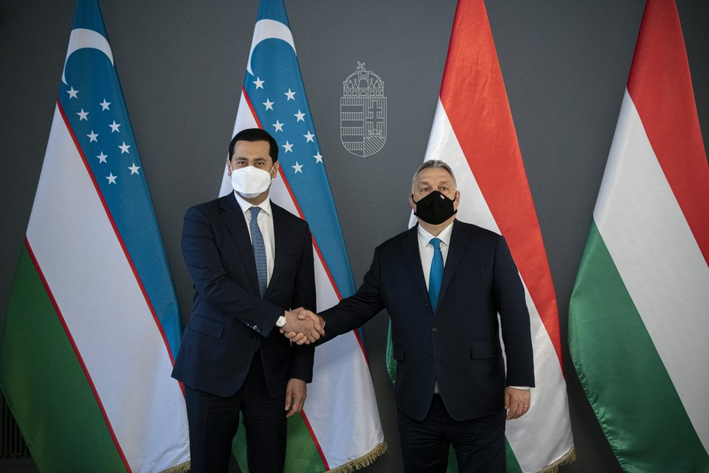 Coronavirus: PM Orbán Thanks Uzbekistan for Help post's picture