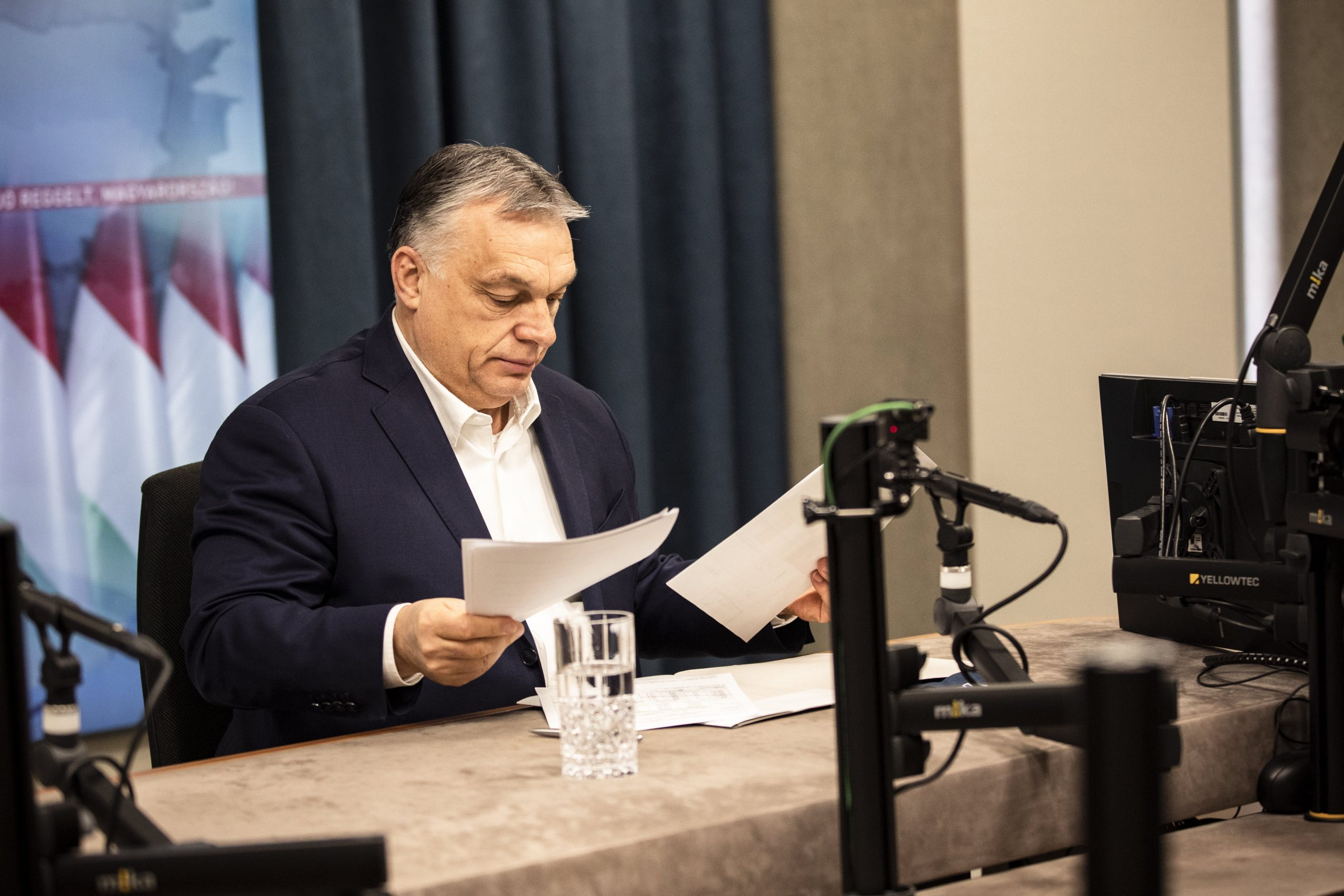 PM Orbán: Stricter Travel Rules Needed