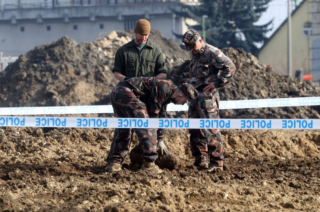 100kg WWII Bomb Found at Miskolc Construction Site post's picture
