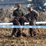100kg WWII Bomb Found at Miskolc Construction Site