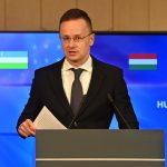 FM Szijjártó Praises Cooperation between Hungary and Uzbekistan