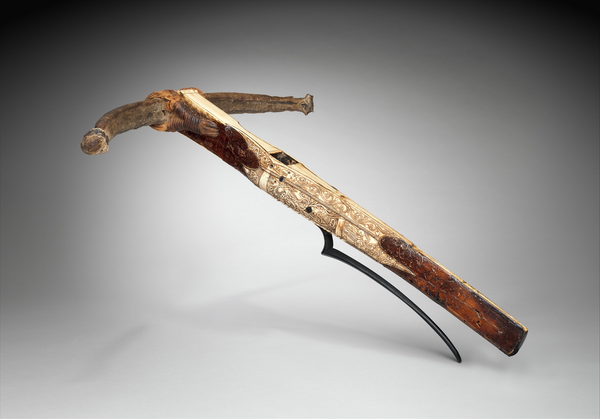 King Mathias' Crossbow Has Been on Display in New York for 100 Years