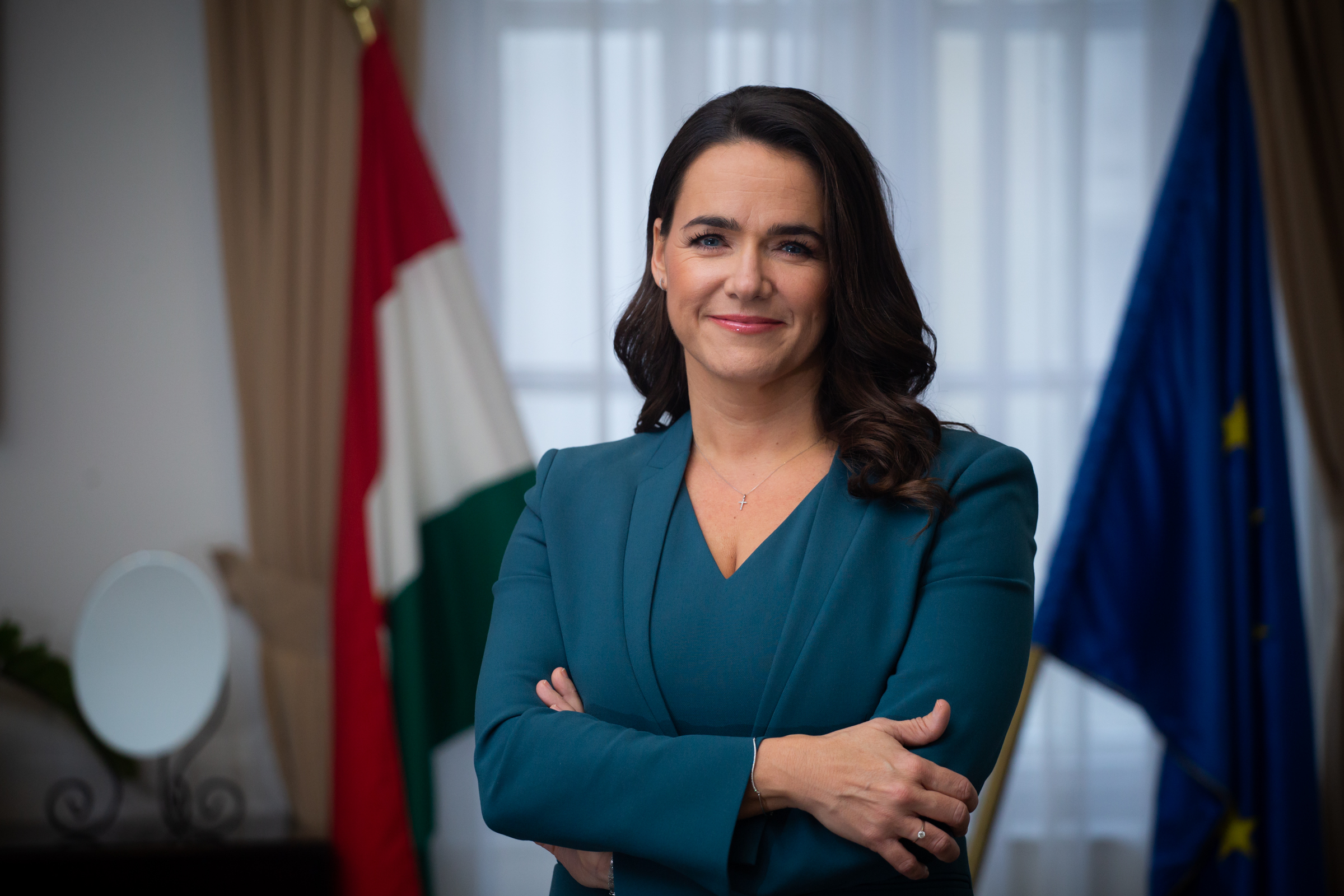 Hungarian Families in Focus - Interview with Katalin Novák, Minister for Families