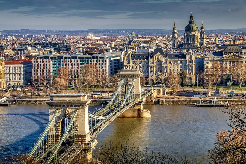Budapest Jumps to 85th Place on Global Financial Centres Index post's picture