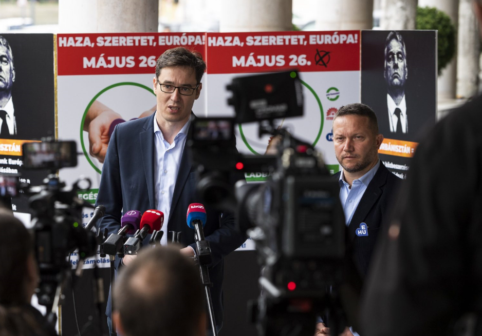 Karácsony, Ujhelyi Turn to EC over European Recovery Fund post's picture