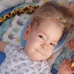 Family Succesfully Raises HUF 730 Million for Treatment of SMA Toddler Zsombor