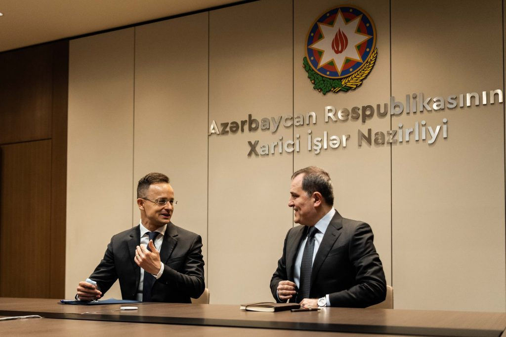 Foreign Minister: Govt Promoting Hungarian Participation in Karabakh Reconstruction post's picture