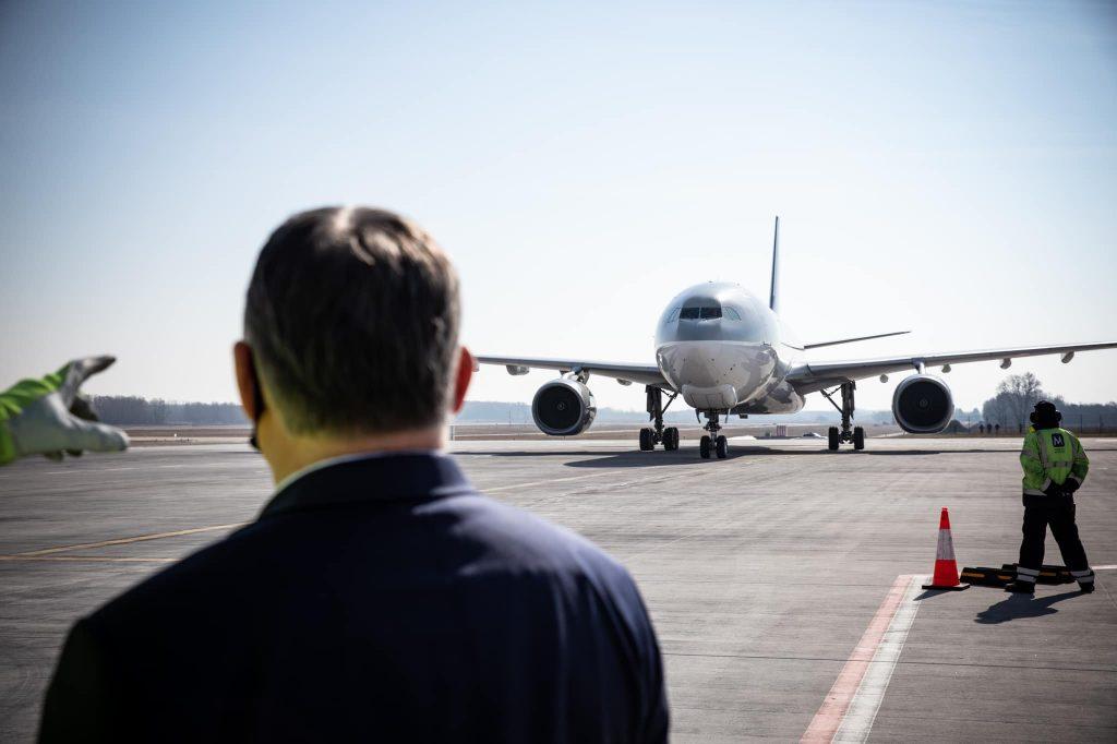 Hungarian Gov't Announces Ambitious Airport Development Plan post's picture