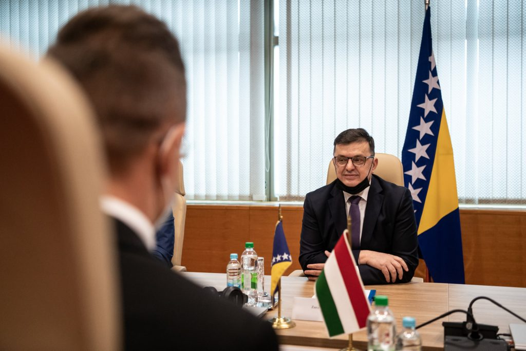 Foreign Minister: Western Balkans 'Under Dual Pressure' post's picture