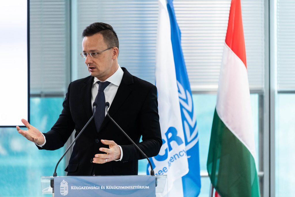 Foreign Minister Inaugurates UN's First Regional Counter-Terrorism Centre in Budapest post's picture