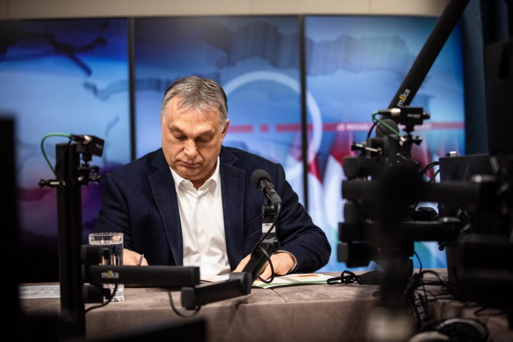 PM Orbán: Hungary Cannot Reopen Economy Yet post's picture