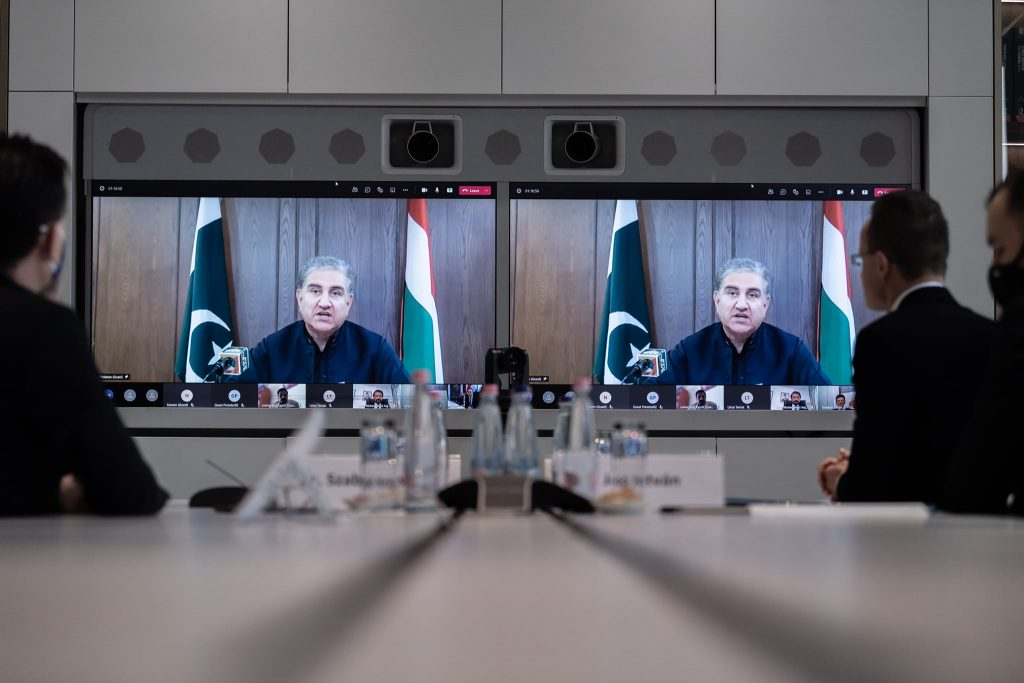 Foreign Minister: Eastern Opening Boosted Hungarian-Pakistani Ties post's picture