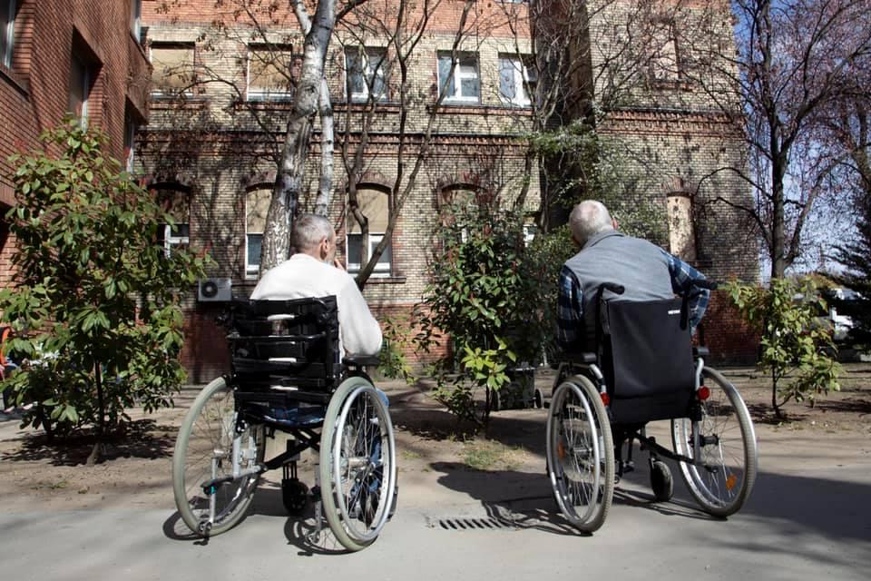 Budapest Homeless Hospital Soon to Be Evacuated?