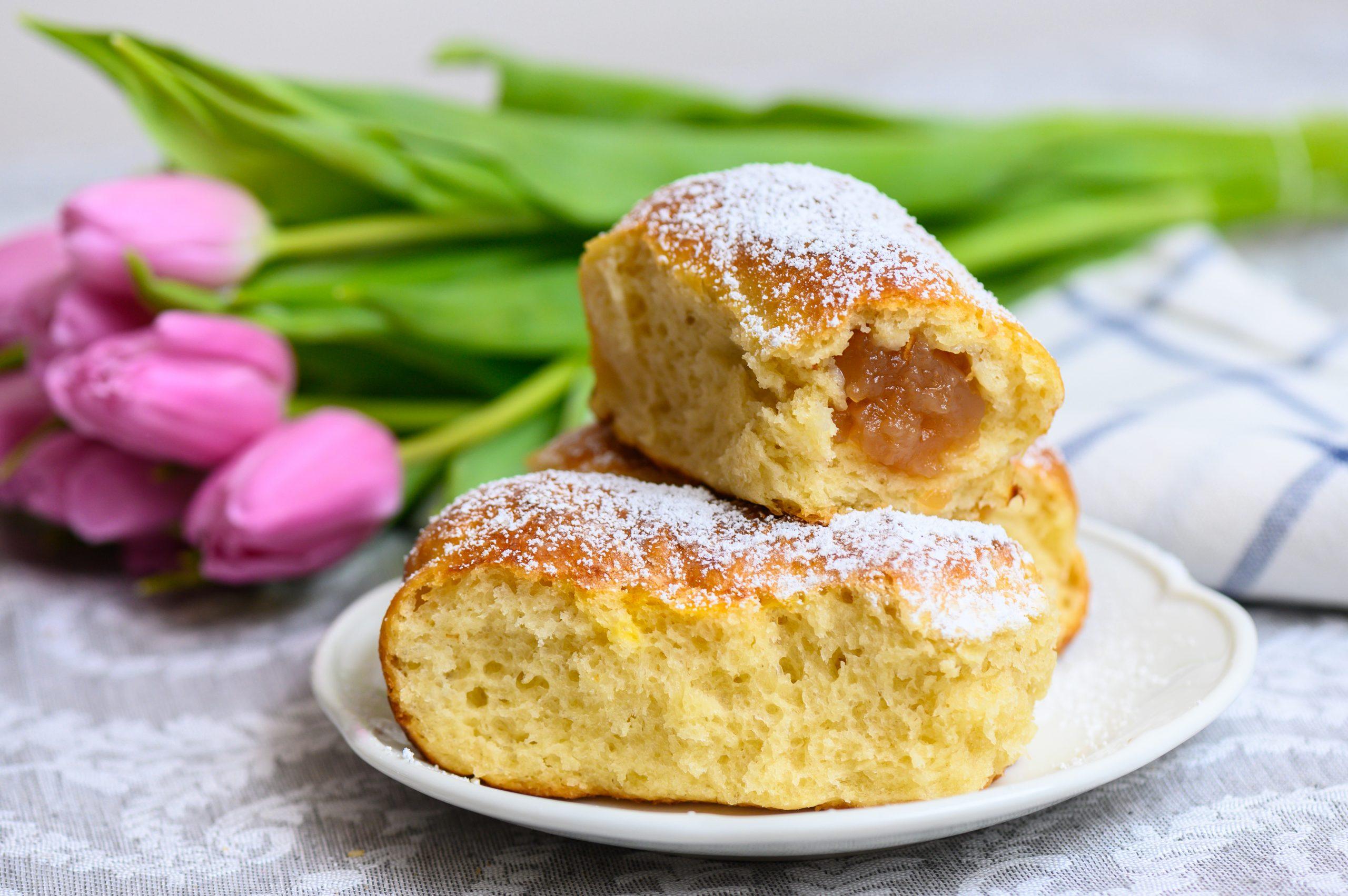 The Ancestor of Every Stuffed Dessert: Bukta – with Recipe!