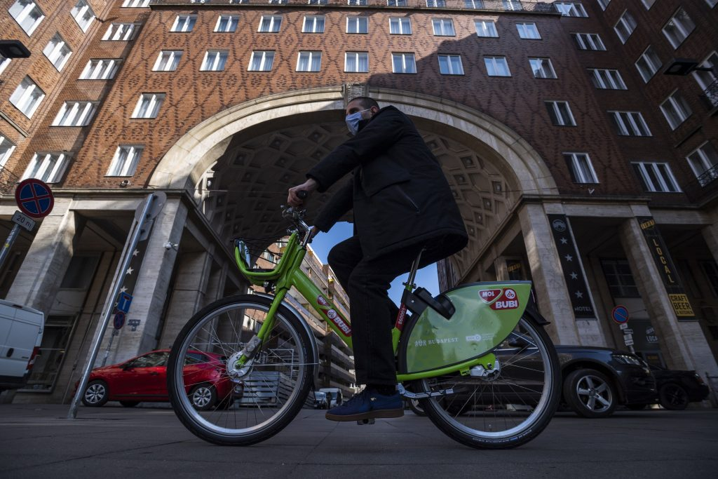 MOL Bubi Bike-sharing Back in Operation post's picture