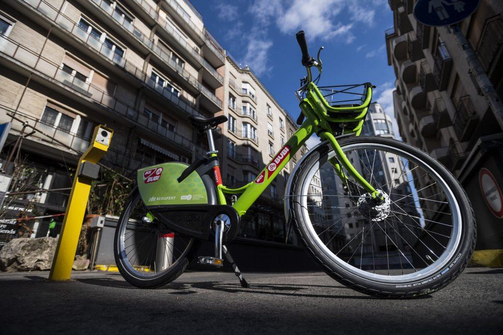 Budapest Bike-sharing Scheme Boasts Record Ridership post's picture