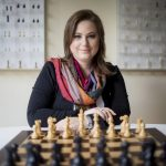 """""""As a girl, you can perform just as well intellectually as men""""- Chess Legend Judit Polgár on Success"""