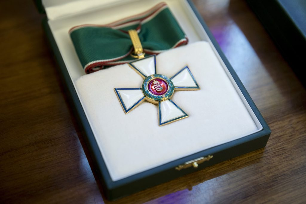 Friends of Hungary Foundation Members Receive Order of Merit Awards post's picture