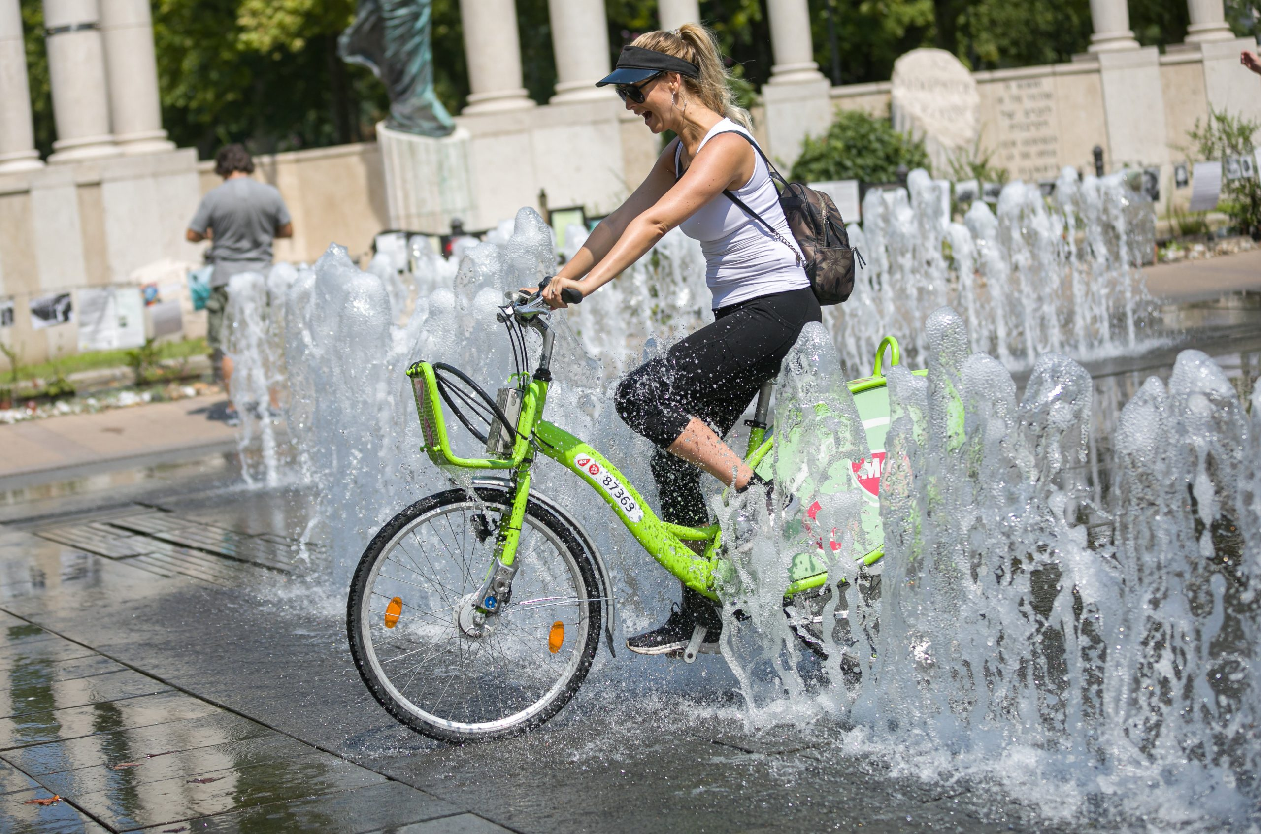 Budapest's Revamped Bike-Sharing to Go Live in April
