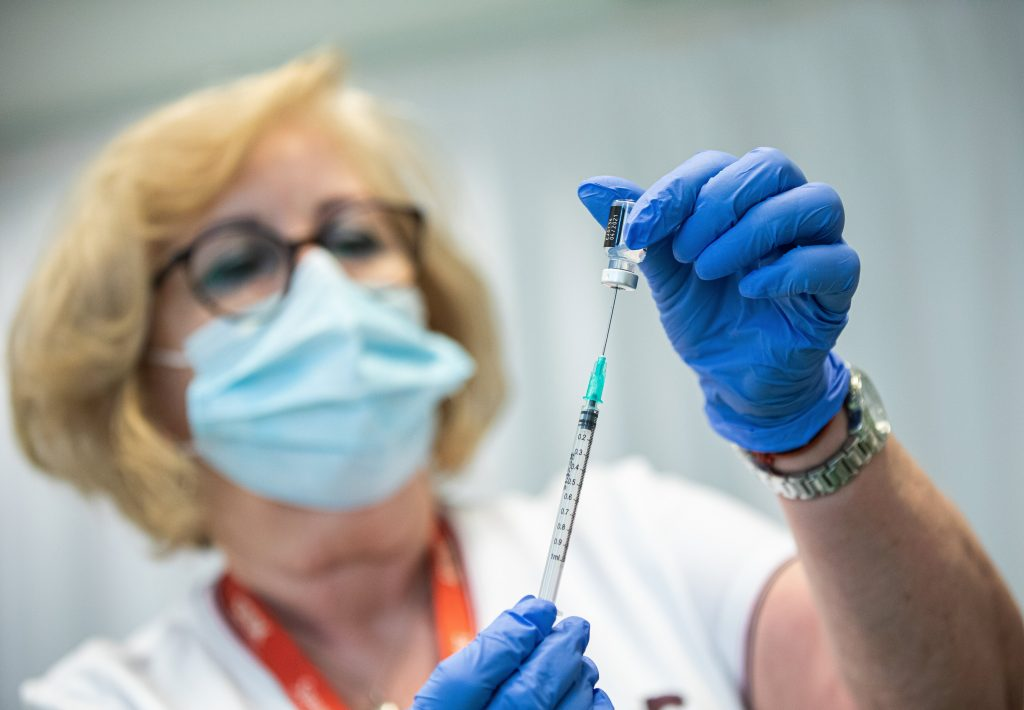 Hungary Takes On Ambitious Approach to Achieve Easter Vaccination Aim post's picture
