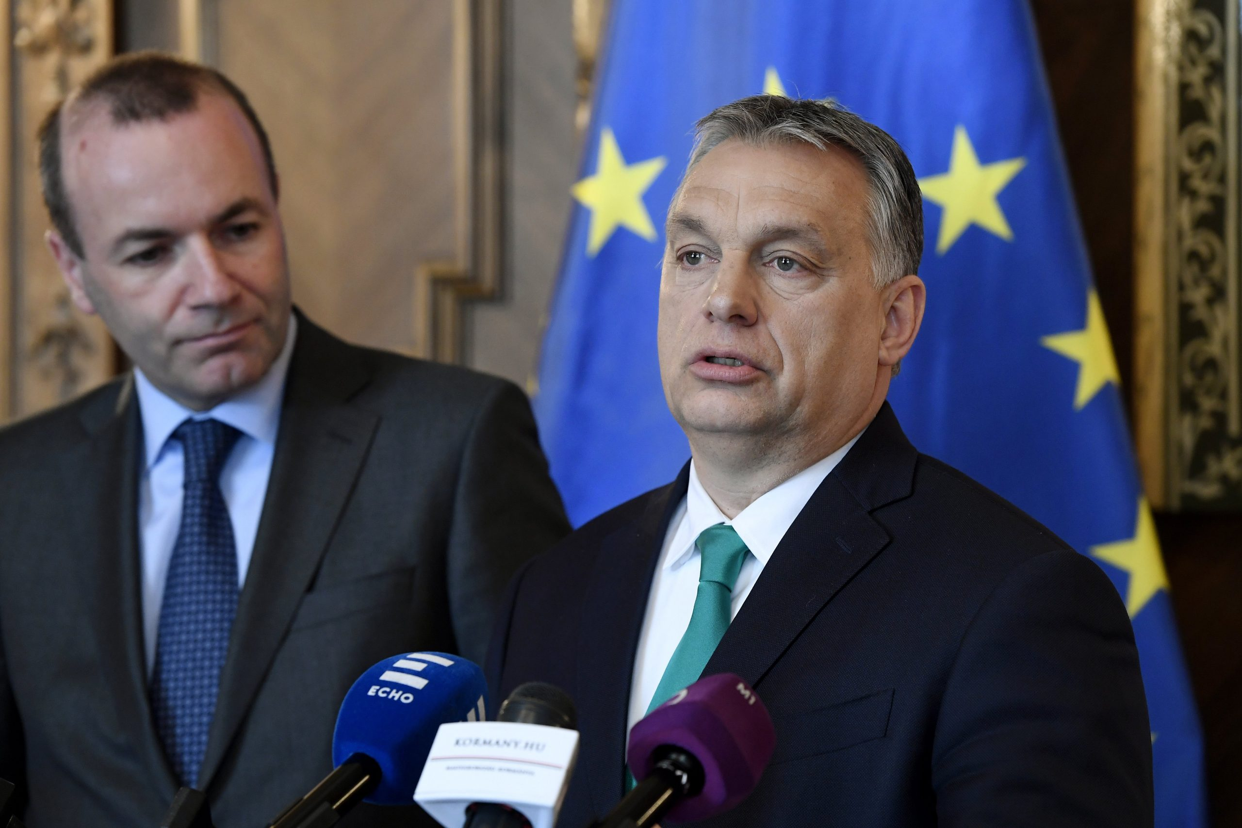 Fidesz Drifting Away from European Values, or EPP from Conservative Values? - Reactions on Fidesz MEPs Leaving EPP Group
