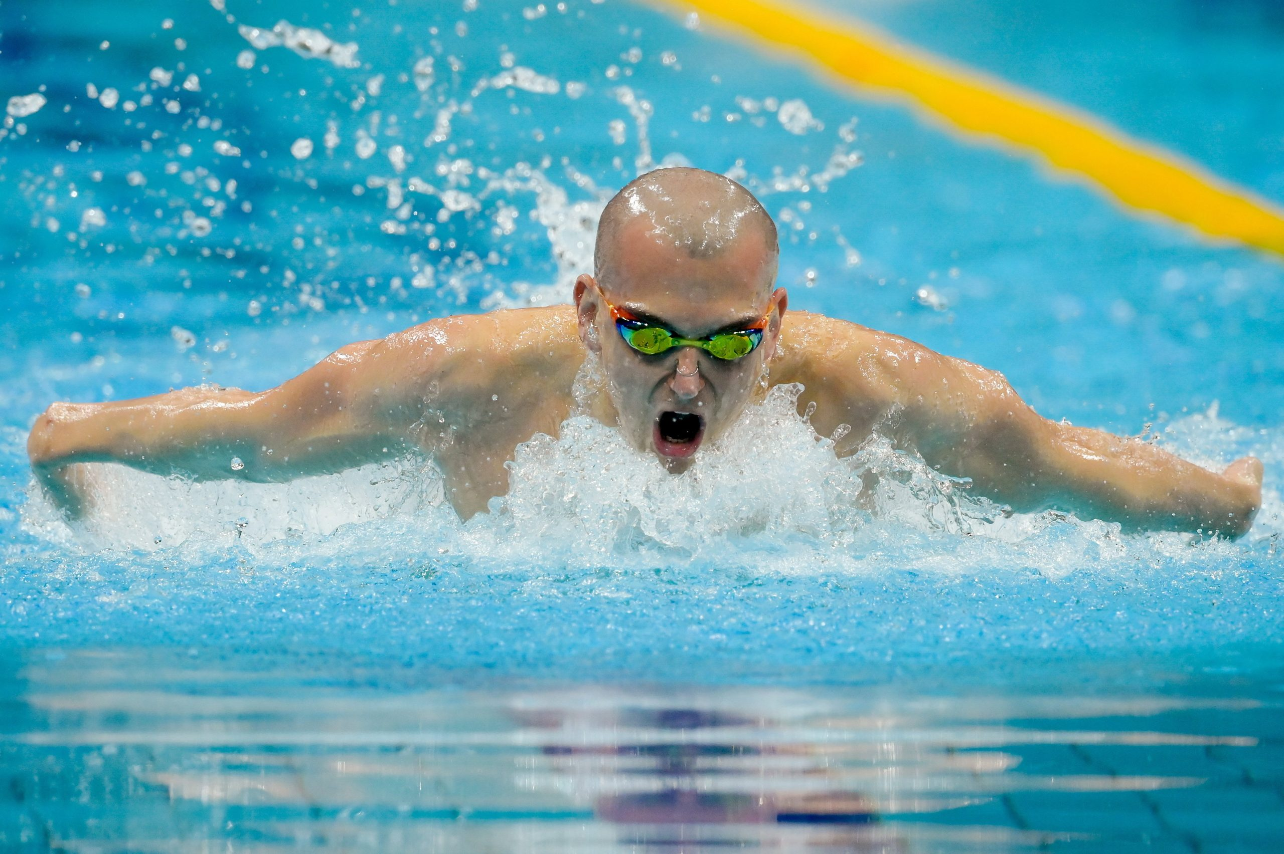 Six-time Olympic Medalist Swimmer László Cseh Decides to Compete in Tokyo for the Last Time