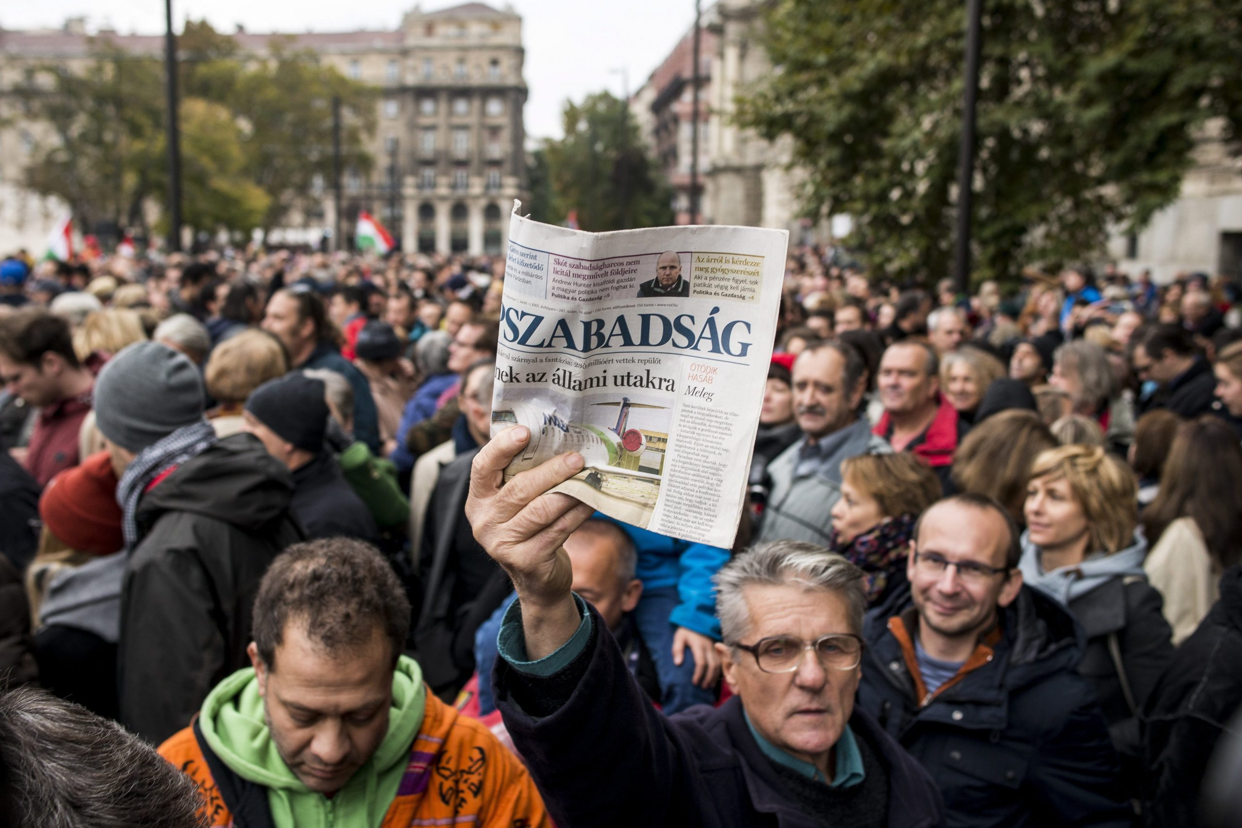 CoE Commissioner Calls on Hungary to 'Restore' Press Freedom