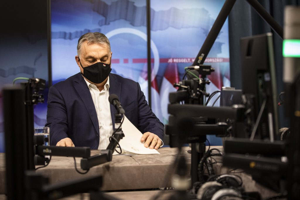 Orbán: Hungary in Last Phase of 'War against Coronavirus' post's picture