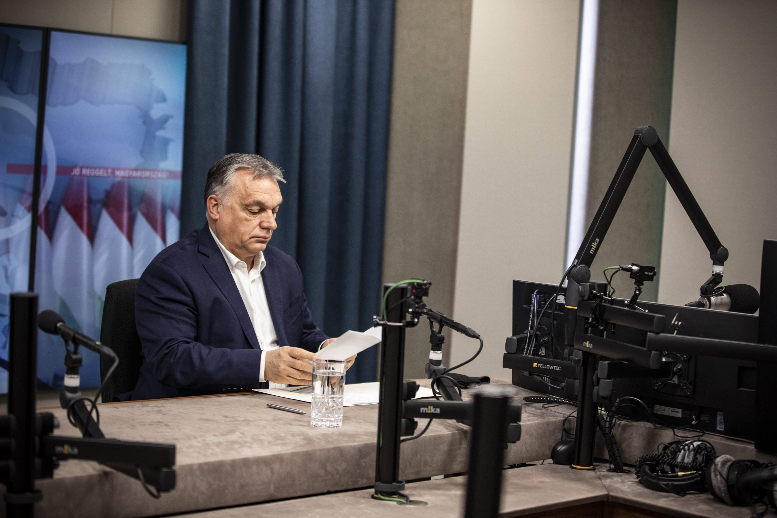 Orbán: Restrictions to Stay in Place for at Least One More Week