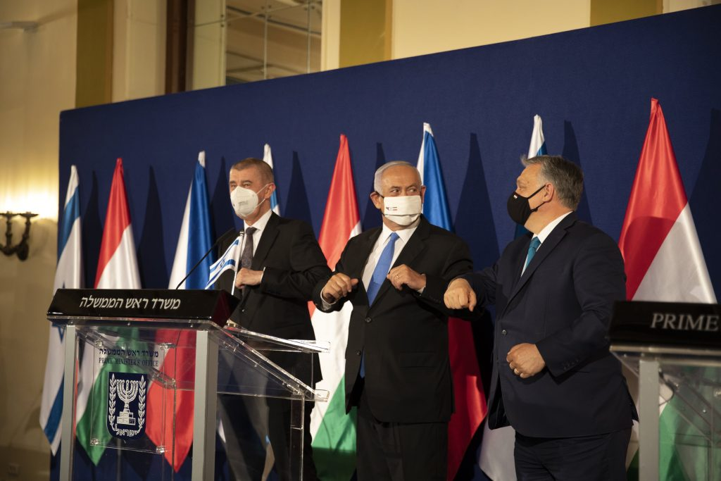 Orbán in Israel: Effective Governance 'Key to Success' in Fight Against Pandemic post's picture