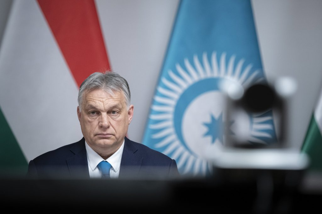 Orbán: Hungary Ready to Host Turkic Business Forum in Late Spring post's picture