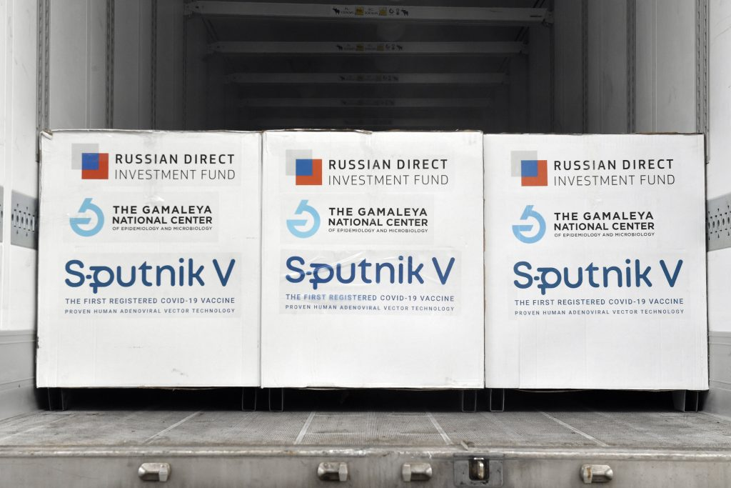 250,000 Doses of Sputnik V Vaccine Arrive in Hungary post's picture