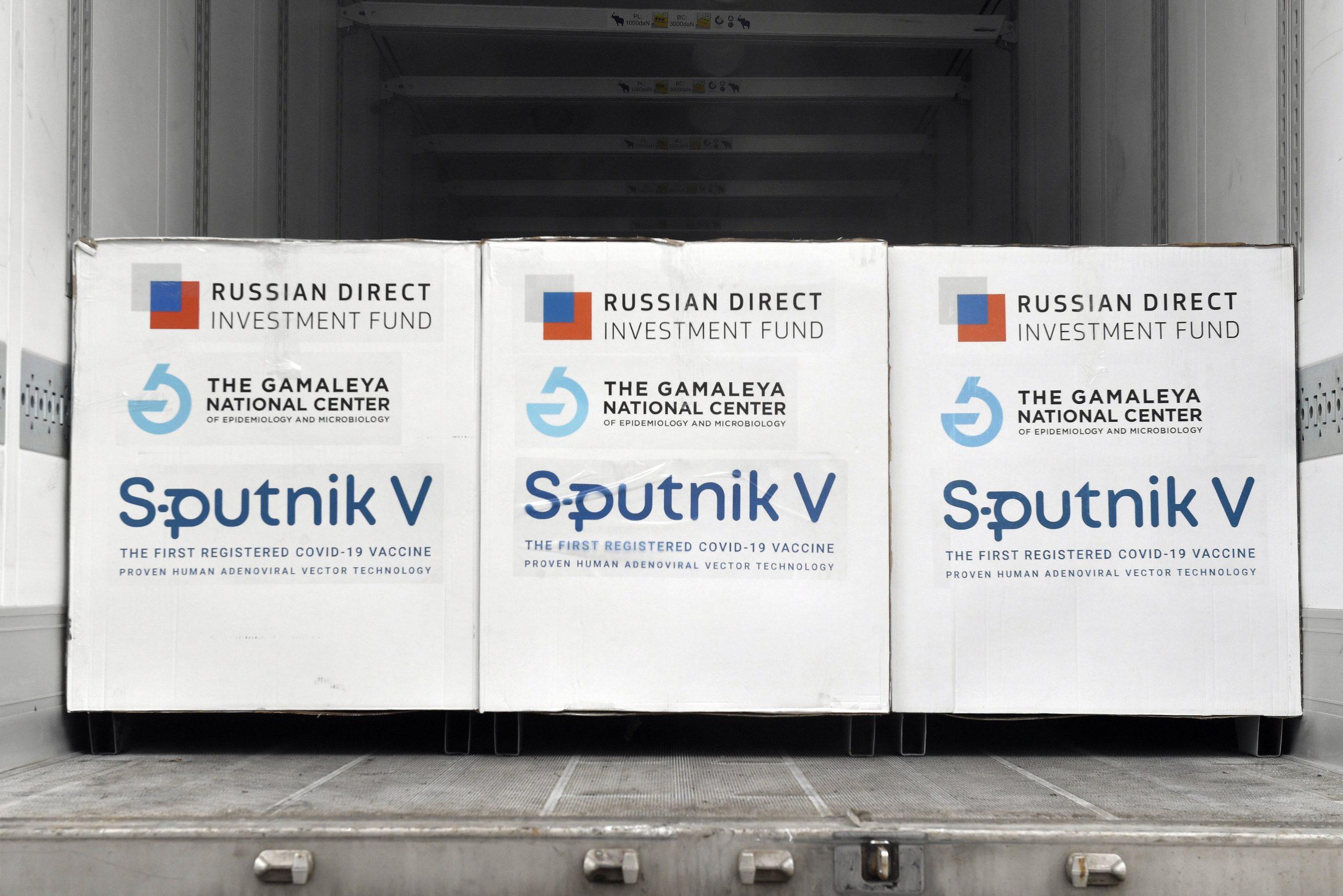 250,000 Doses of Sputnik V Vaccine Arrive in Hungary