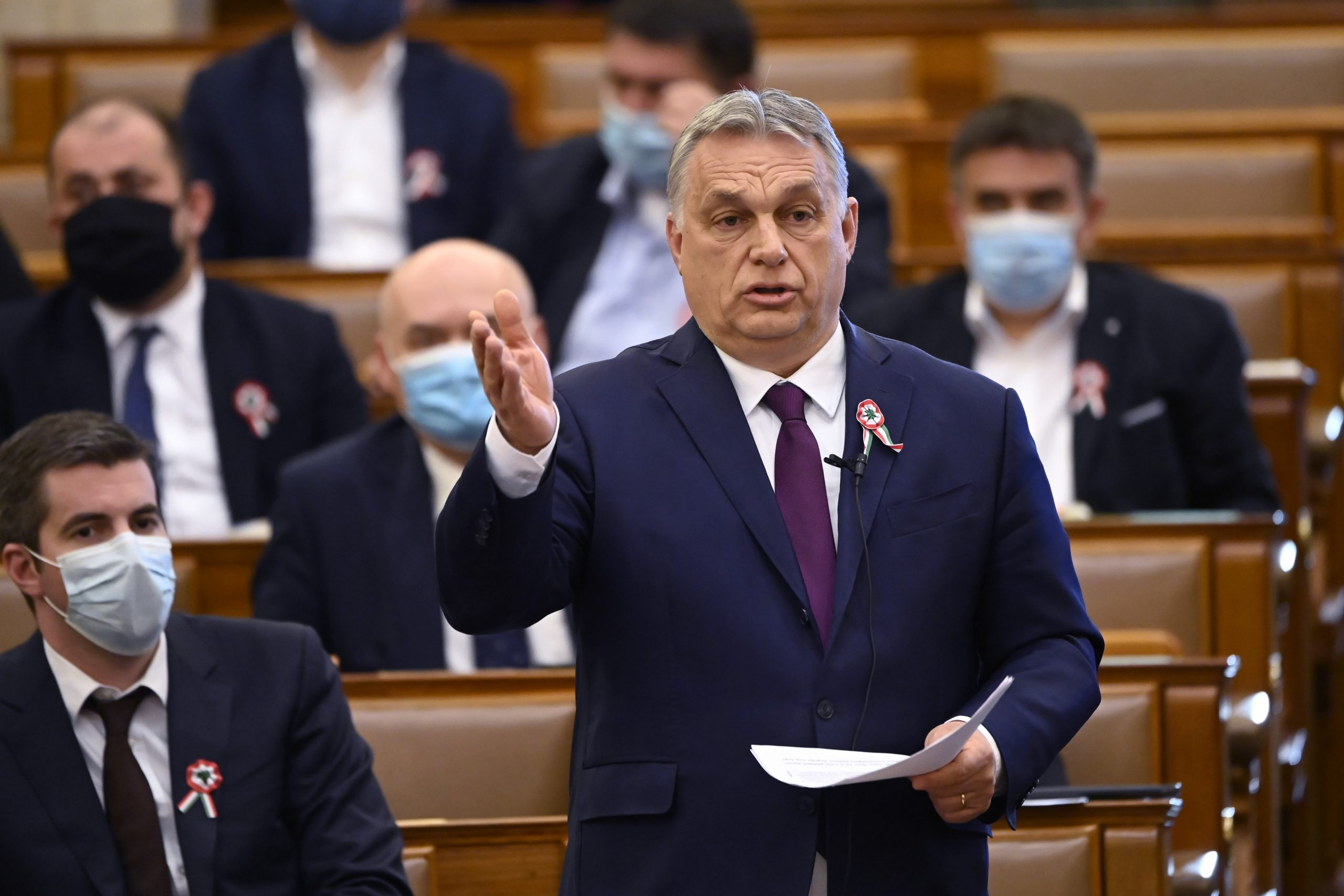Vaccination Plan Changes Again, PM Orbán Sets New Summer Goal