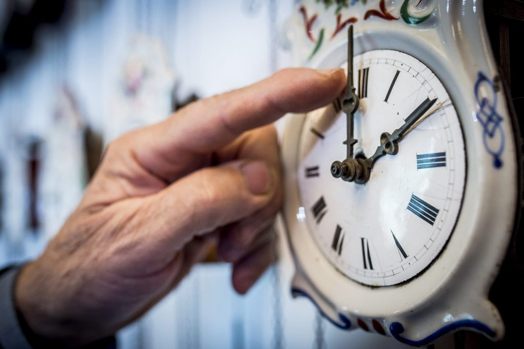 Most Hungarians Want to Lock the Clock post's picture