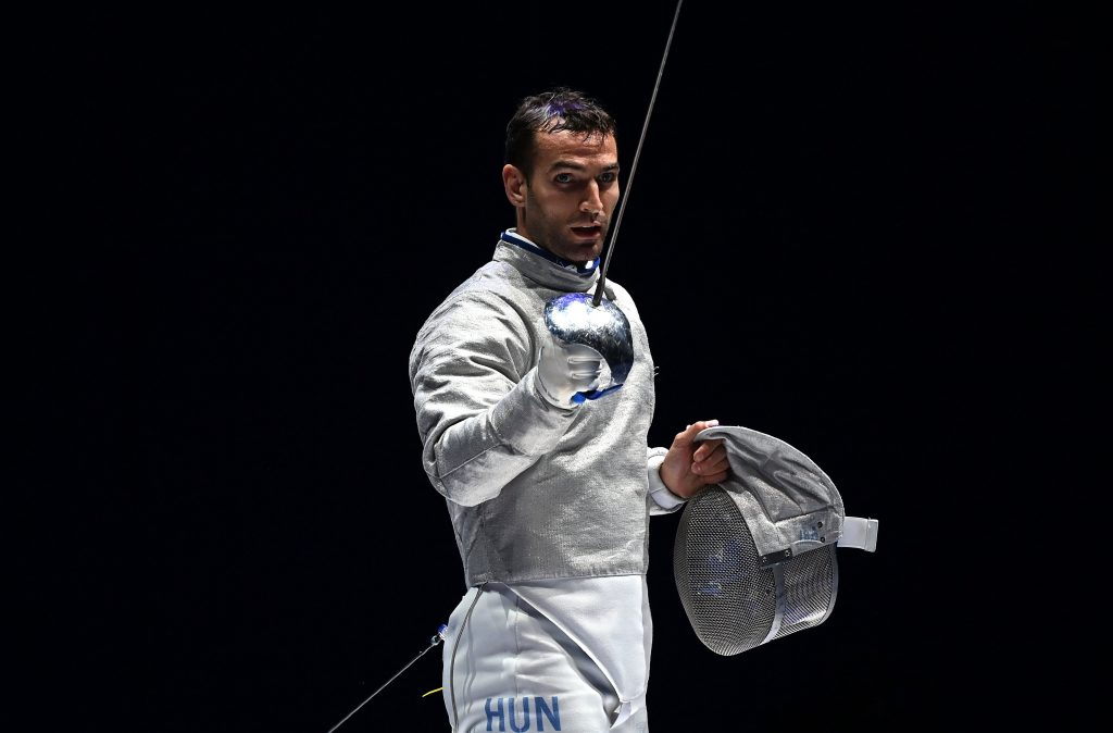 Hungarian Fencing Champion Áron Szilágyi Ready for Third Gold in Tokyo post's picture