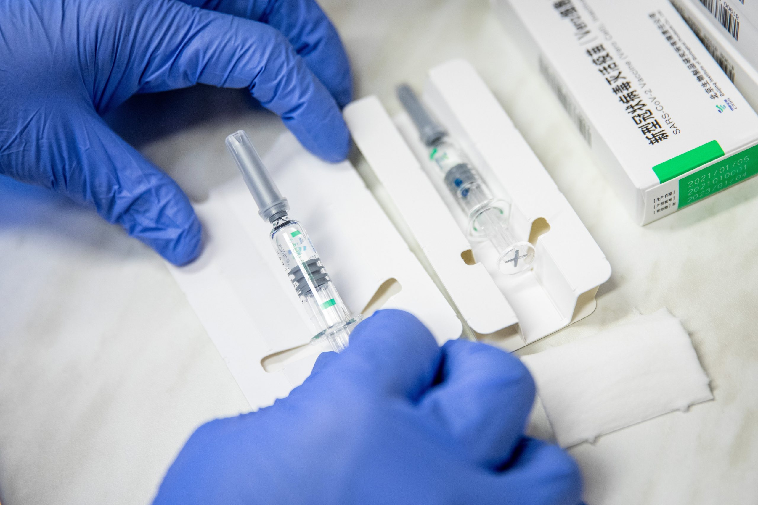 Hungary's Vaccinations: Pfizer Used for Most, Sinopharm Catching Up