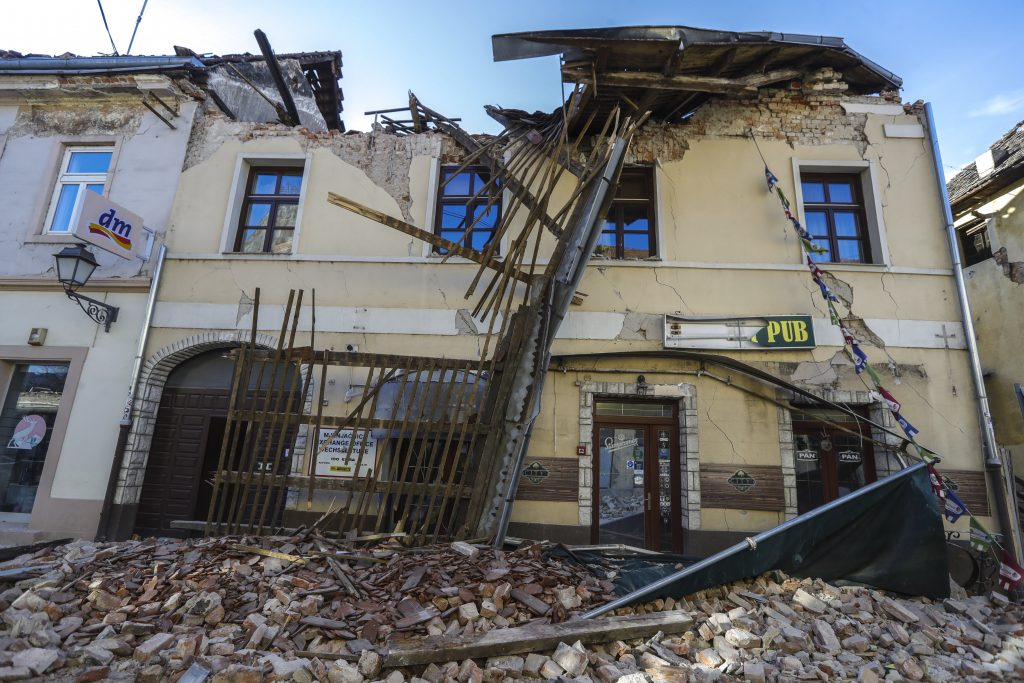 Croatian Bishop Thanks Hungary, PM for Aid to Earthquake Victims post's picture