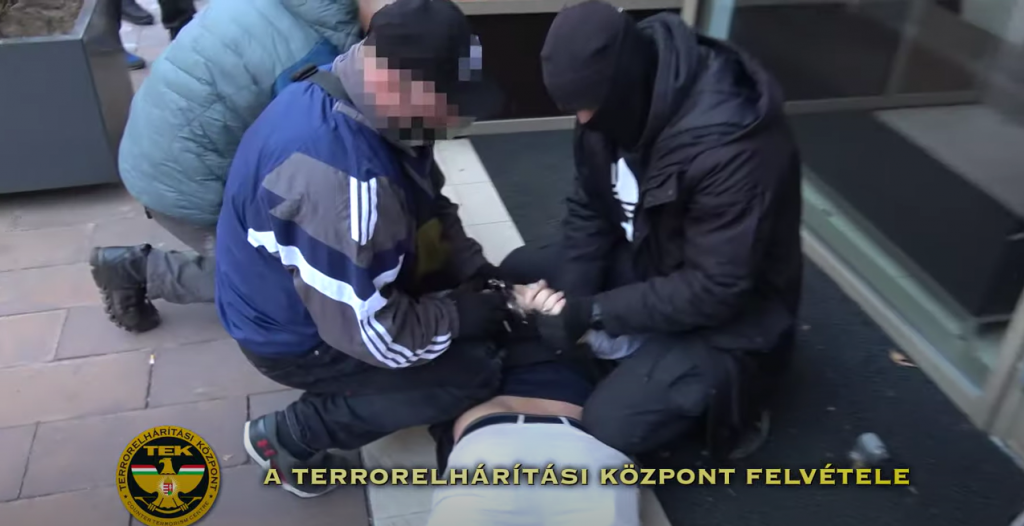 Polish Man Arrested in Budapest for Kidnapping, Hostage-taking, Armed Robbery post's picture