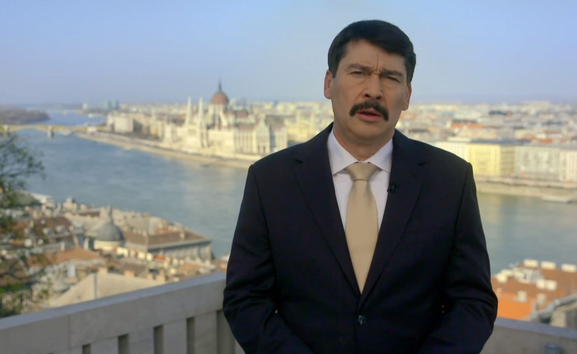 President Áder: Refrain from Striving for Political Gain Amid Pandemic